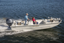 2019 - Seaark Boats - 2072 FXT