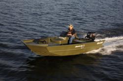2014 - Seaark Boats - RiverCat 180 SC