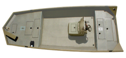 2014 - Seaark Boats - RiverCat 200 CS