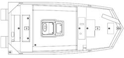 2014 - Seaark Boats - RiverCat 180 CC
