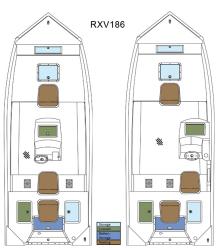2014 - Seaark Boats - RXV186 CC