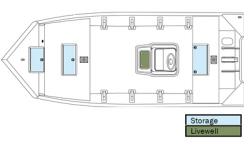 2014 - Seaark Boats - VFX 2072 SC Standard