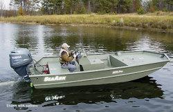 2009 - Seaark Boats - 1860JTPLDCC