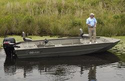 2009 - Seaark Boats - 2072 V-Pro SC