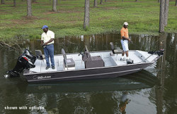 2009 - Seaark Boats - 2072 V-Pro CC