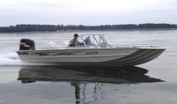 2009 - Seaark Boats - ProCat 240