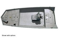 2009 - Seaark Boats - RiverCat 200 CC