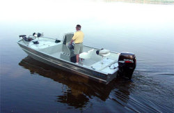 2009 - Seaark Boats - BayRunner