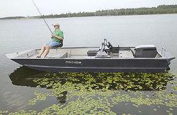 2009 - Seaark Boats - Predator 200FX