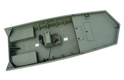 2009 - Seaark Boats - 2072SS