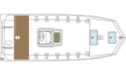 2010 - SeaArk Boats - 1860TPCC