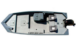 2010 - Seaark Boats - XV180 SC
