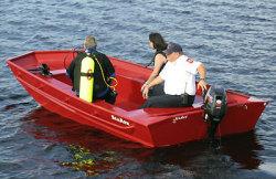 2010 - Seaark Boats - 1660MVT Rescue