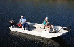 2011 - Seaark Boats - 1652 Crappie