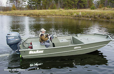 Research 2011 - Seaark Boats - 1872 Pro CC on iboats.com