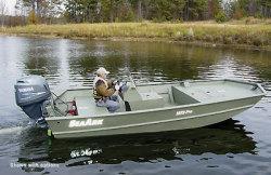 2011 - Seaark Boats - 1872 Pro CC