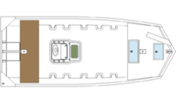 2011 - Seaark Boats - 2072TPCC