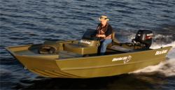 2011 - Seaark Boats - RiverCat 180 SC