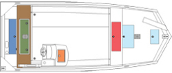 2011 - Seaark Boats - Coastal 200 SC