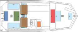 2011 - Seaark Boats - Coastal CL200 SC