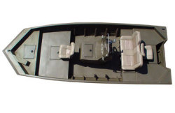 2011 - Seaark Boats - XV180 CC
