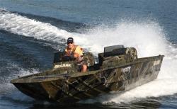 2011 - Seaark Boats - Predator 200FX