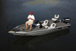 2012 - Seaark Boats - Stealth 186