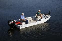 2012 - Seaark Boats - 1652 Crappie