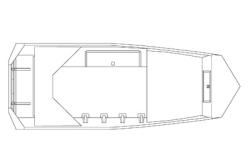2012 - Seaark Boats - DXS 1652 DKLD