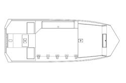 2012 - Seaark Boats - DXS 1860 SLD