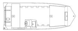 2012 - Seaark Boats - 1860 Pro LD