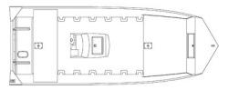 2012 - Seaark Boats - 1860 Pro LD CC