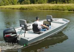 2012 - Seaark Boats - X176 SC