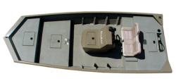 2012 - Seaark Boats - X176 CC