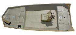 2013 - Seaark Boats - RiverCat 200 CC