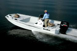 2013 - Seaark Boats - Coastal 200 CC