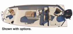 2015 - Seaark Boats - Coastal V240 CC