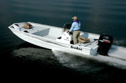 2015 - Seaark Boats - Coastal 200 CC