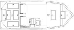 2015 - Seaark Boats - Coastal V200 SC