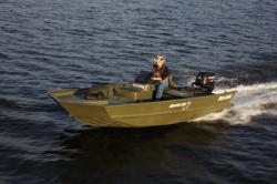 2015 - Seaark Boats - RiverCat 180 SC