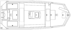 2015 - Seaark Boats - RiverCat CX200 CC