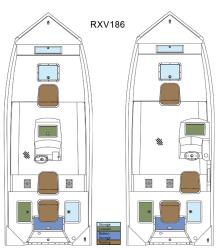 2015 - Seaark Boats - RXV186 CC