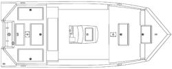 2015 - Seaark Boats - V-Cat 200 CC