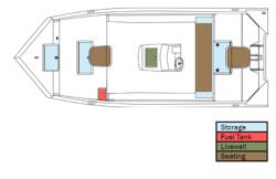 2015 - Seaark Boats - VFX2472 CC Elite
