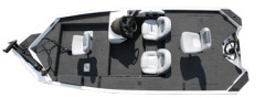 2016 - Seaark Boats - CRX 190