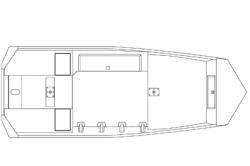 2016 - Seaark Boats - DXS 1652 SLD