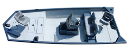 2016 - Seaark Boats - FX2072 CC Elite