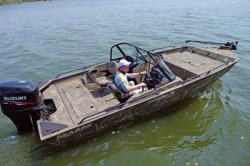 2016 - Seaark Boats - ProCat 200