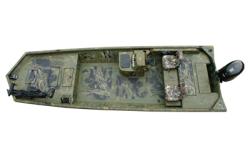 2016 - Seaark Boats - RiverCat 2060