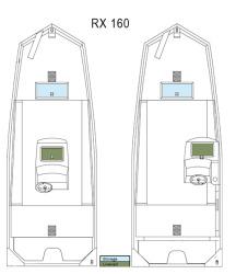 2016 - Seaark Boats - RX160 SC